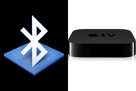 bluetooth and apple tv