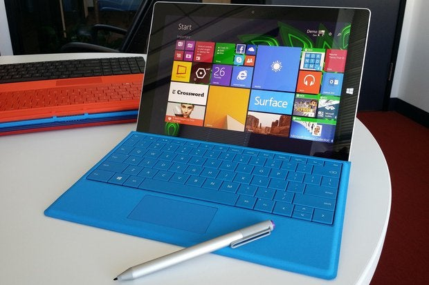 Microsoft Surface 3 promises