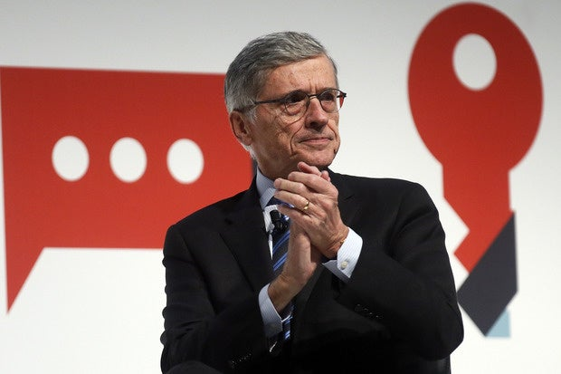 FCC a 'Referee,' Not a Regulator, of the Internet, Wheeler Says
