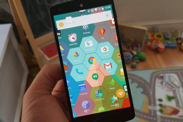 Five to Try: Hexy Launcher