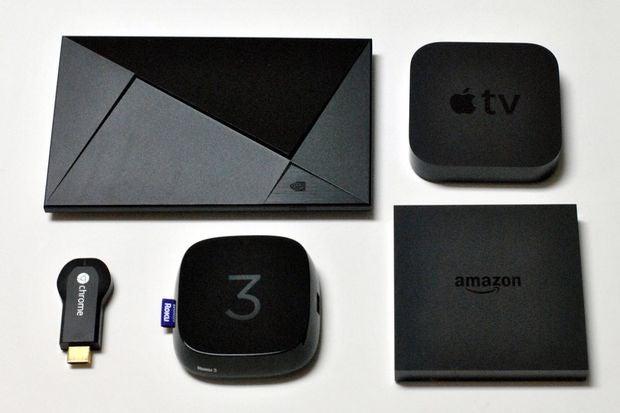 Media streamer buyers guide: Amazon Fire TV, Apple TV, Chromecast, Nvidia Shield Android TV  & Roku compared