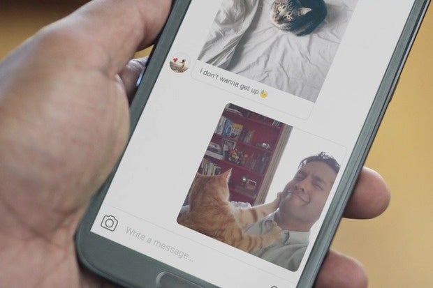 Instagram updates private photo messaging to be more like Snapchat