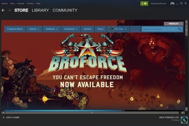 Valve takes a pledge: No ads on Steam