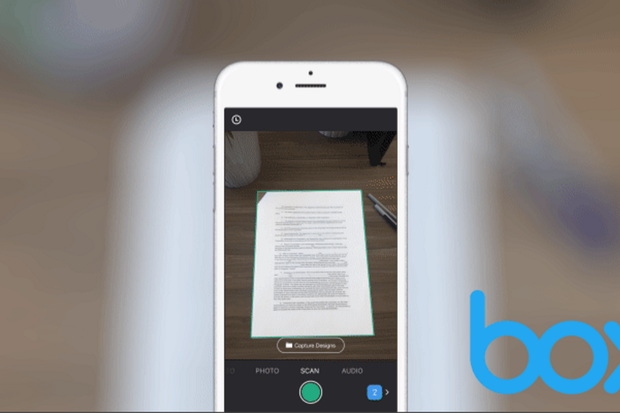 Now your phone can scan documents directly to the cloud with Box Capture
