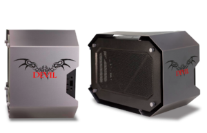 PowerColor's Devil Box graphics dock infuses laptops with hellacious performance