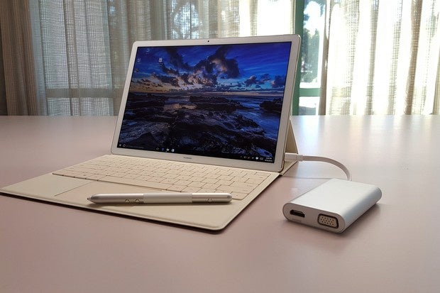 Huawei MateBook review: Hip, hip Huawei is just a little too stylish for its own good
