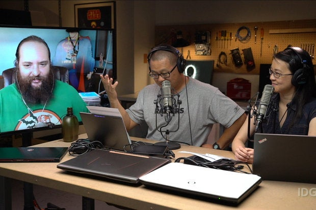 The Full Nerd Episode 8: Gaming laptops, 4K gaming, and a $500 PC build showdown