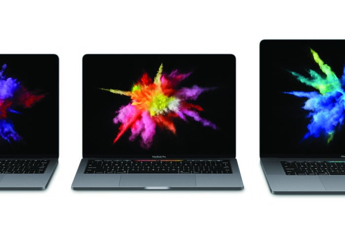 Here's how the MacBook Pro stacks up against the PC