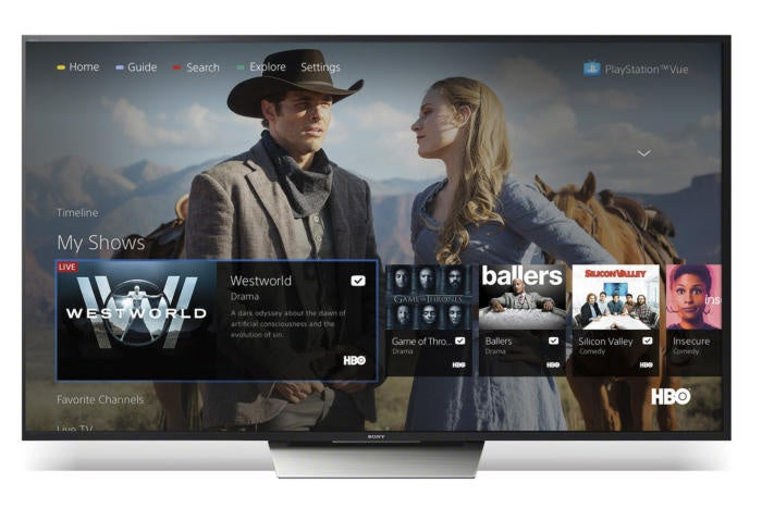 PlayStation Vue launches on