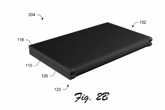 A new Microsoft foldable device patent offers more grist for the Surface phone rumor mill